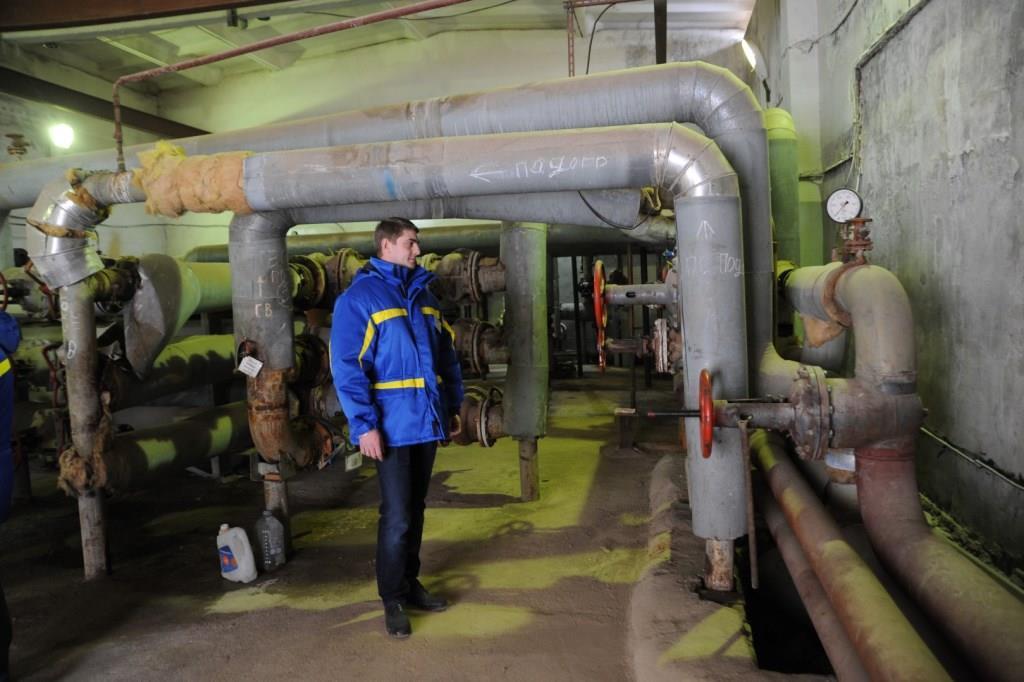 Дмитрий Миронов сообщил, сколько средств выделили на модернизацию коммунальной инфраструктуры в Переславле