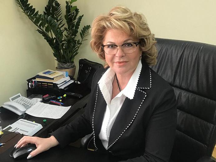 Заммэра Елена Новик вернулась к работе после двухнедельного карантина