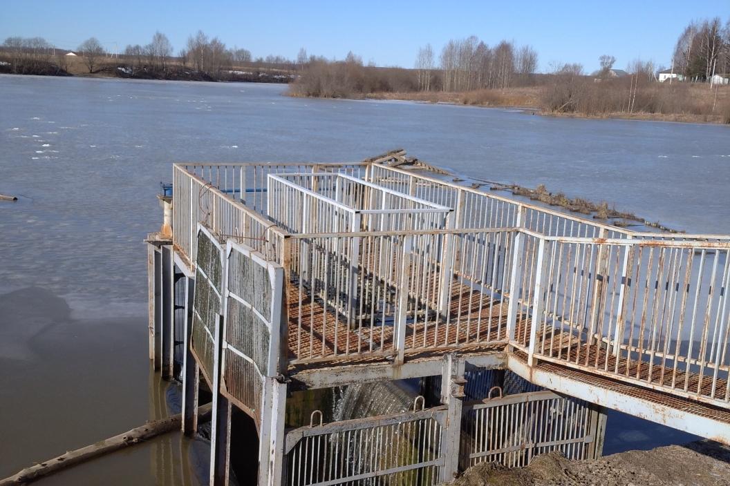 В Ярославской области обследуют гидротехнические сооружения
