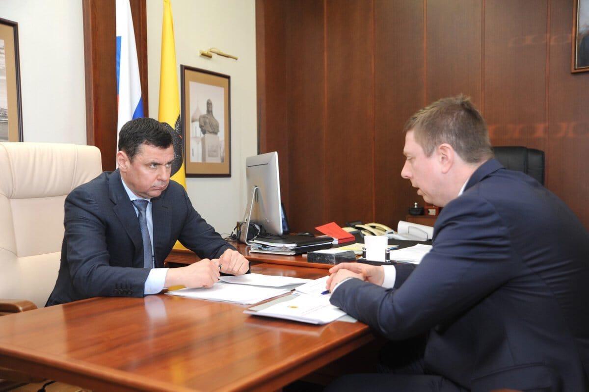 Дмитрий Миронов: «Включаем режим экономии областного бюджета»