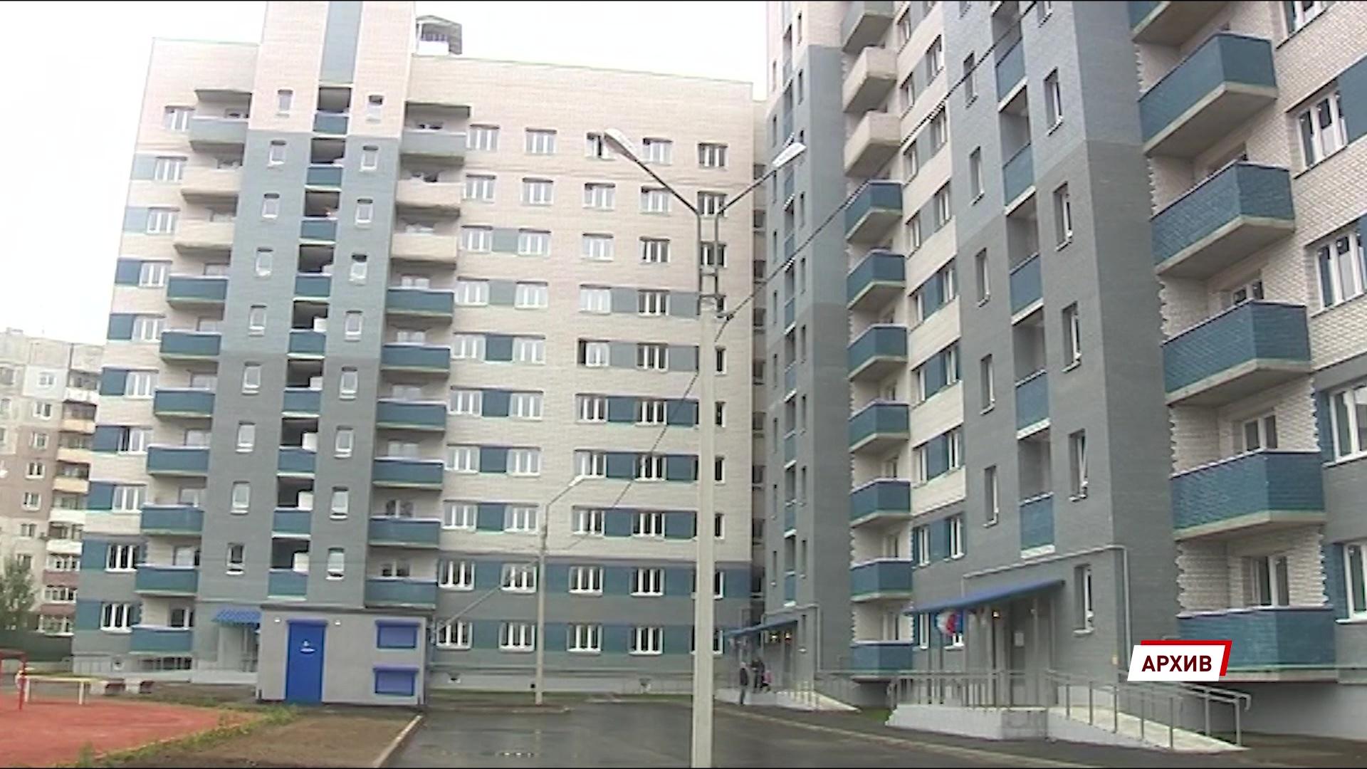 За два месяца в регионе ввели 186 тысяч квадратных метров жилья