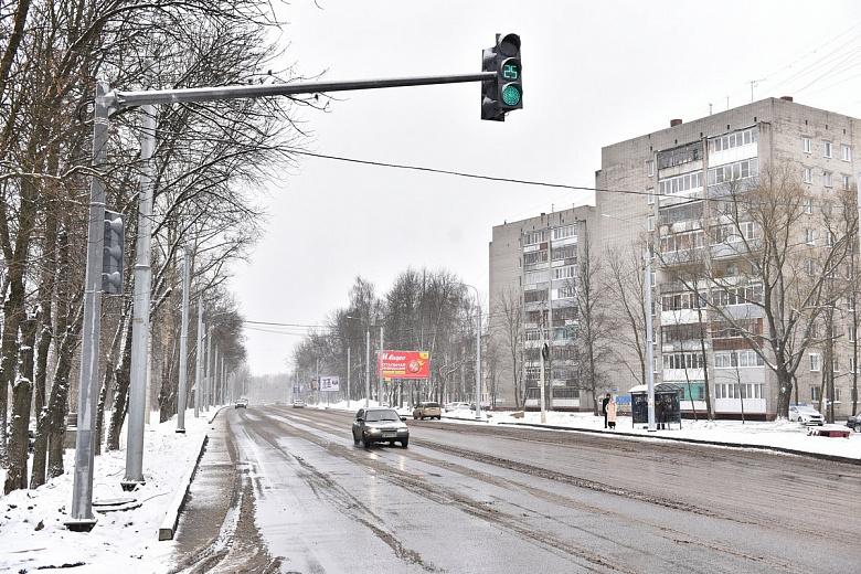 В Ярославле идет подготовка к перекрытию третьего участка Тутаевского шоссе