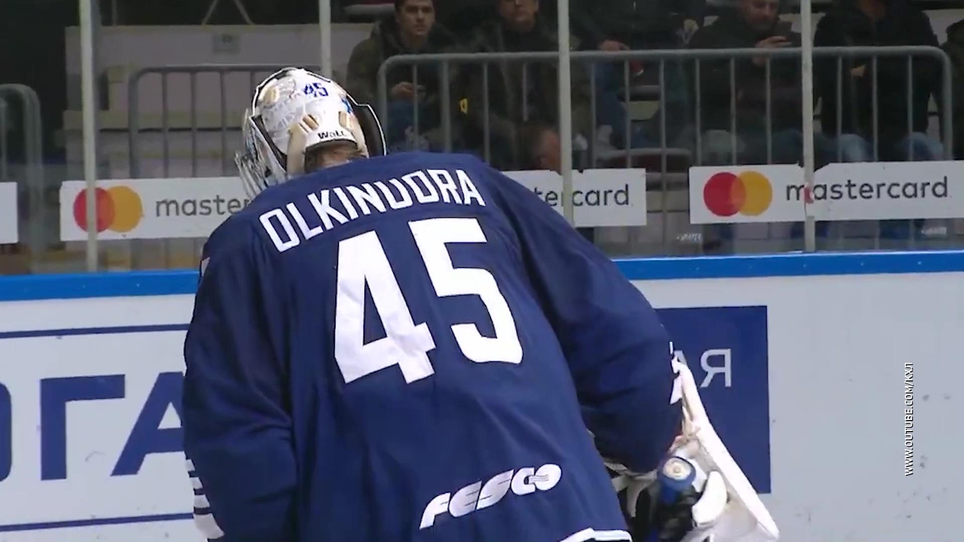 В «Локомотив» может перейти финский вратарь «Адмирала»