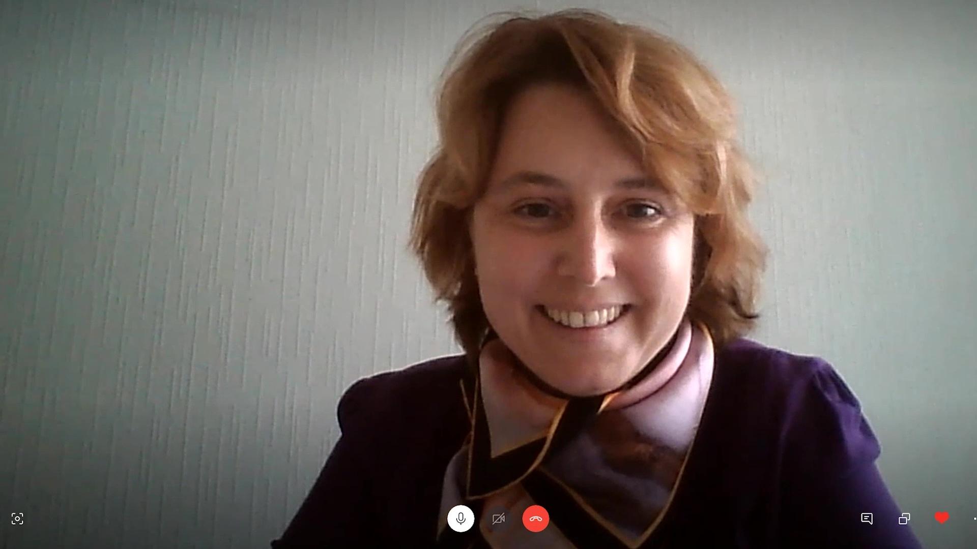 Галина Пенягина рассказала, как бизнесу выстраивать стратегию в условиях пандемии