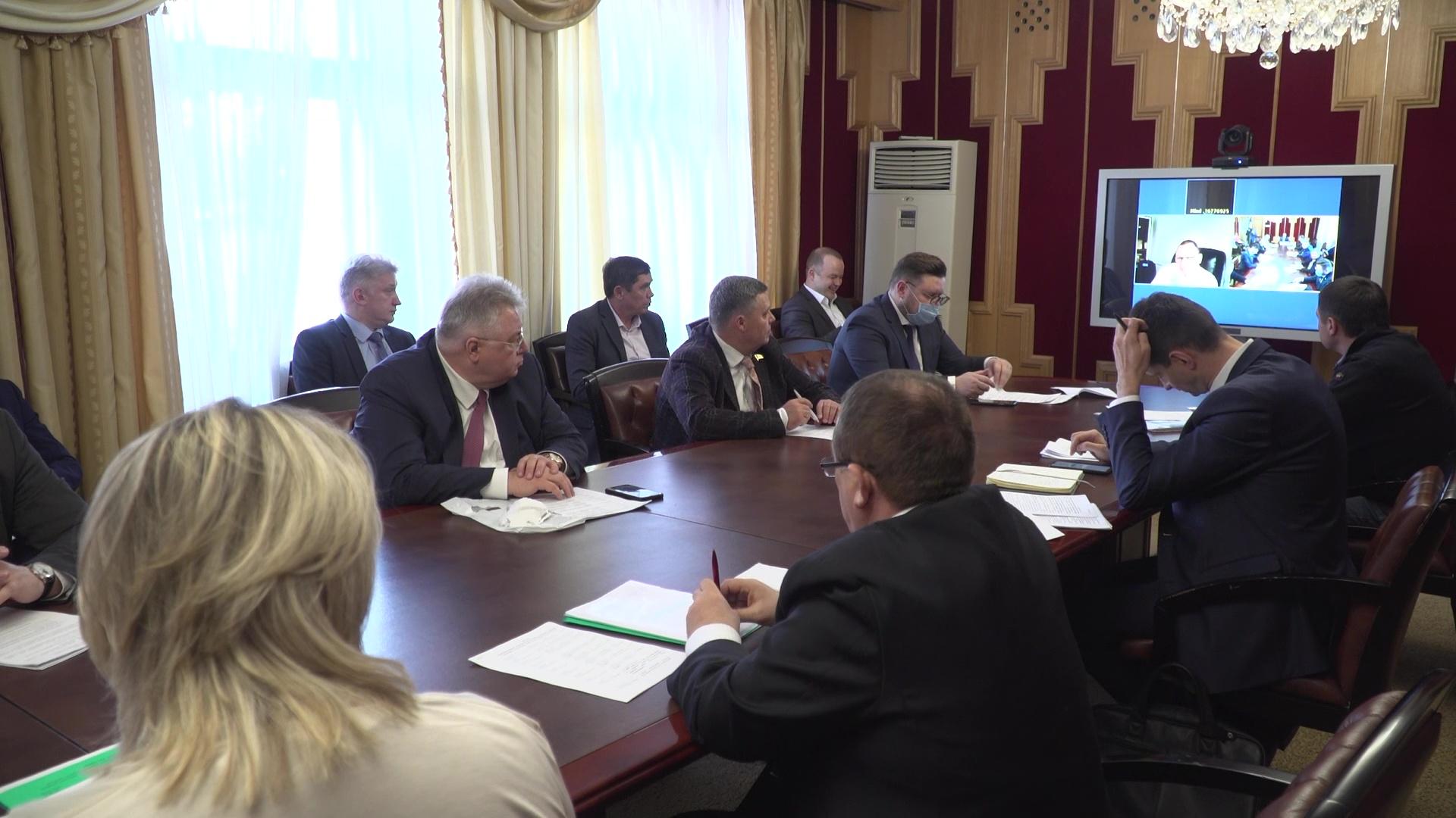 В правительстве региона обсудили занятость населения в условиях пандемии