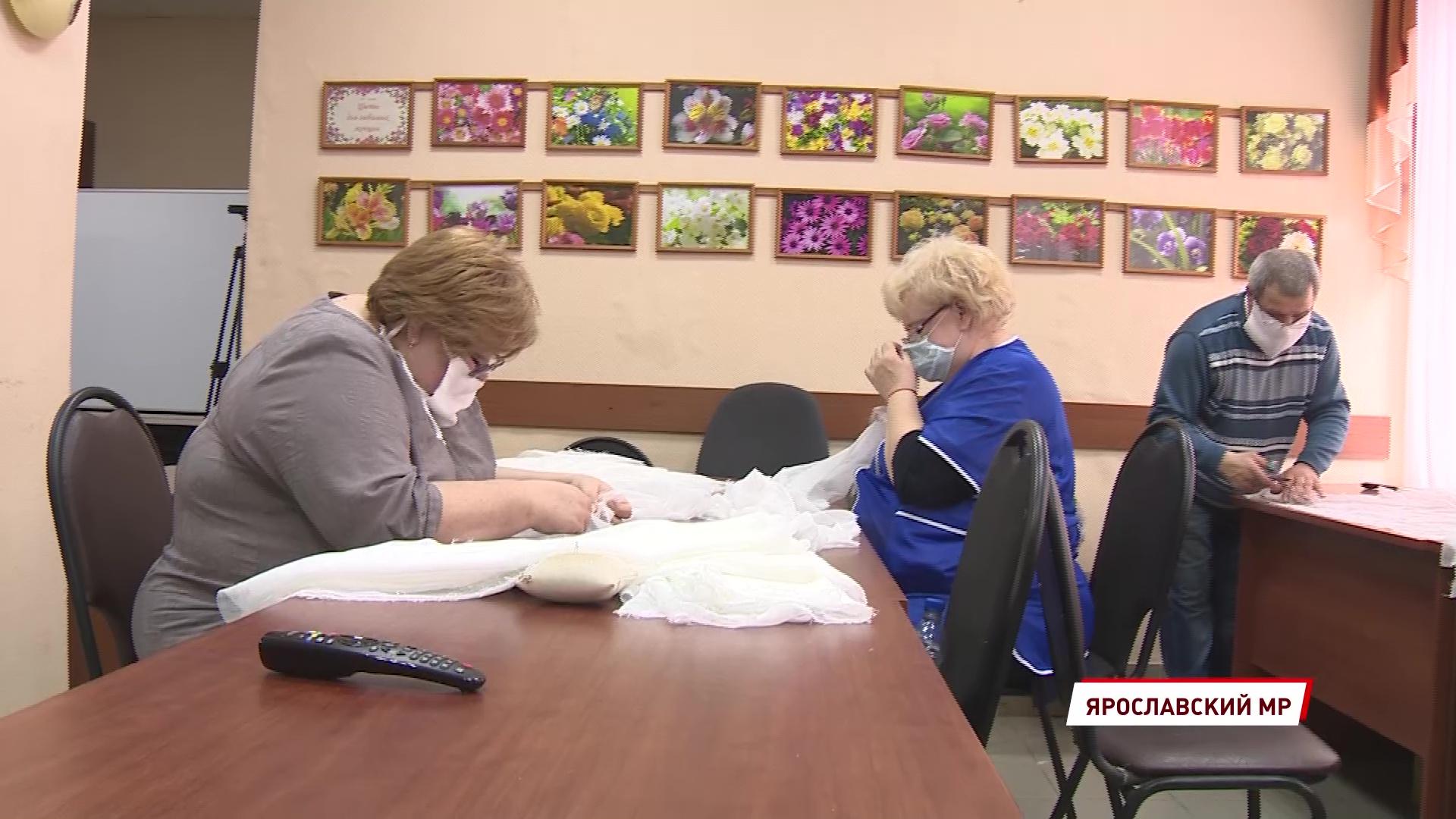 Швейные предприятия региона перешли на производство многоразовых гигиенических масок