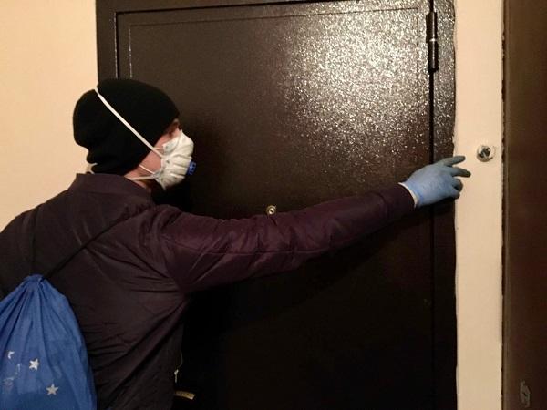 Региональный волонтерский штаб помощи в ситуации коронавирусной инфекции начал работу