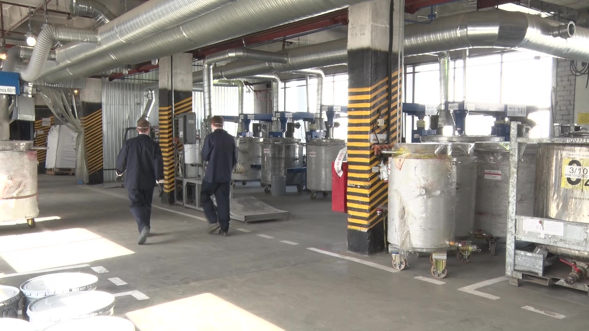 Ярославские предприятия приступили к работе в усеченном режиме с соблюдением мер безопасности