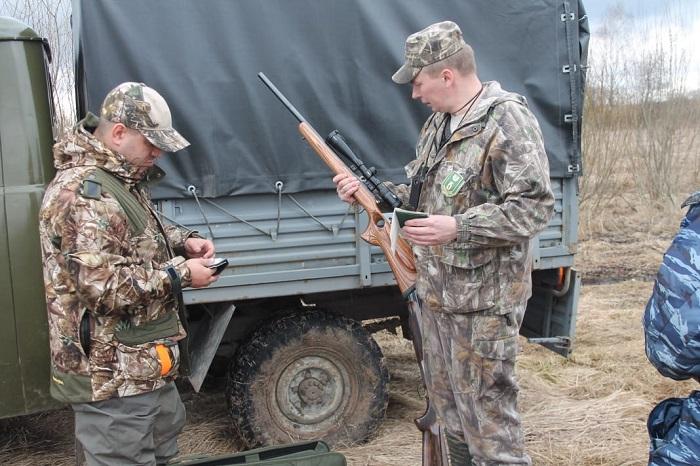 В Ярославской области усилена работа антибраконьерских групп