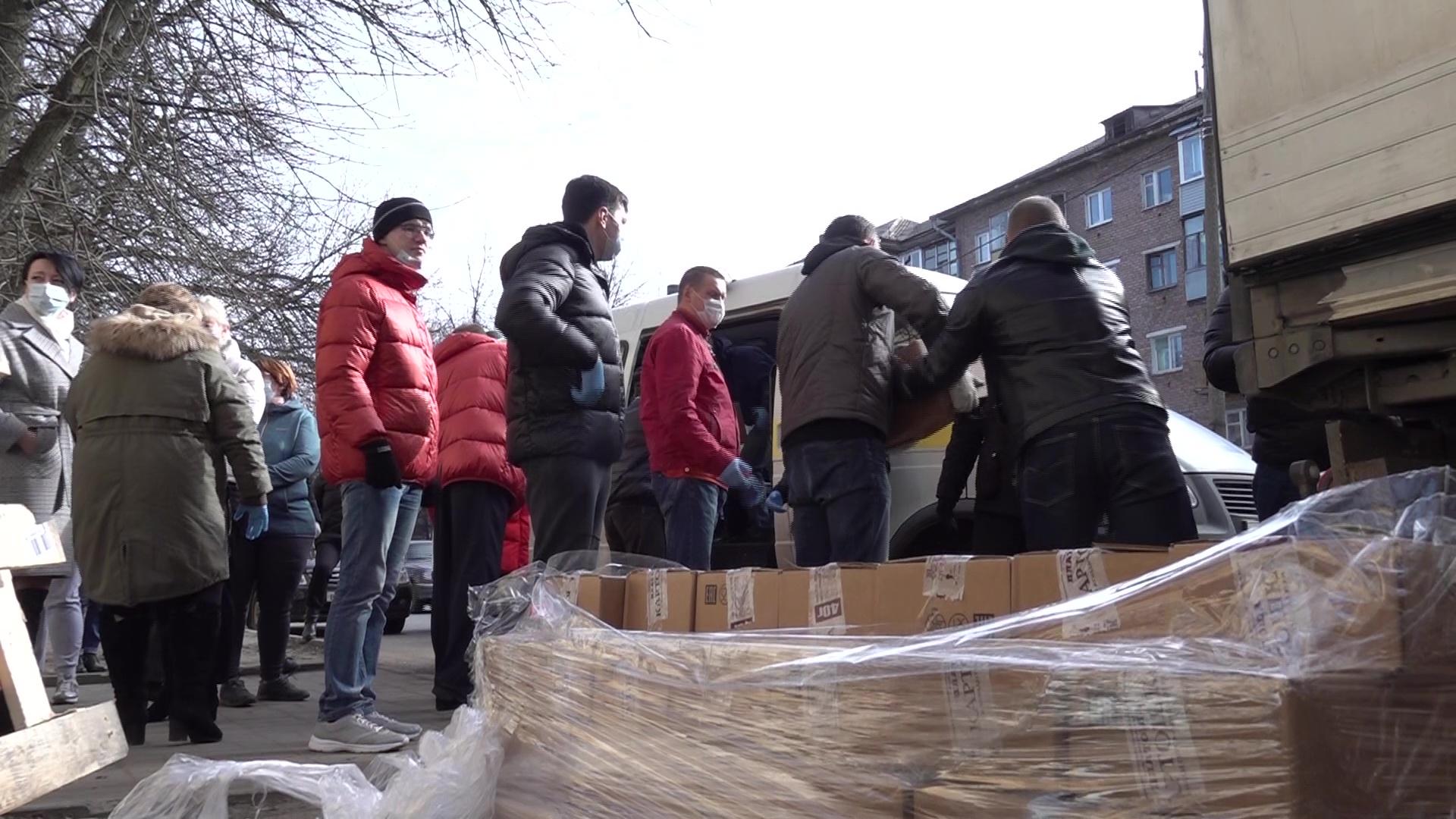 Овощи, пельмени и мороженое – в Ярославской области организована помощь многодетным семьям