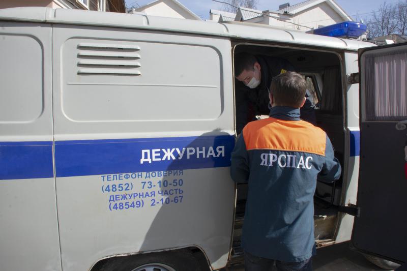 """Ярославские полицейские продолжают заражать """"Вирусом добра"""""""