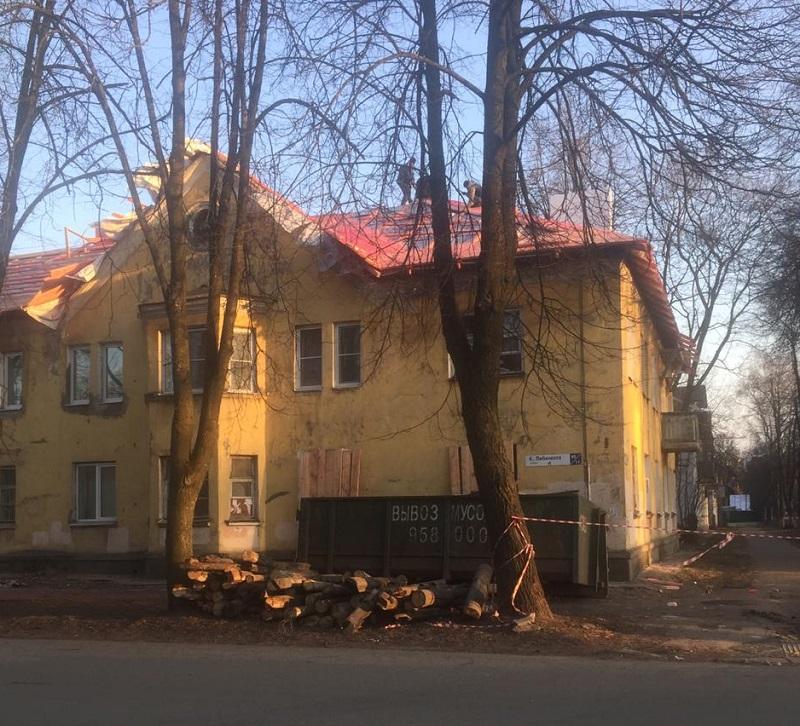 В Ярославской области возобновили работы по капитальному ремонту в домах