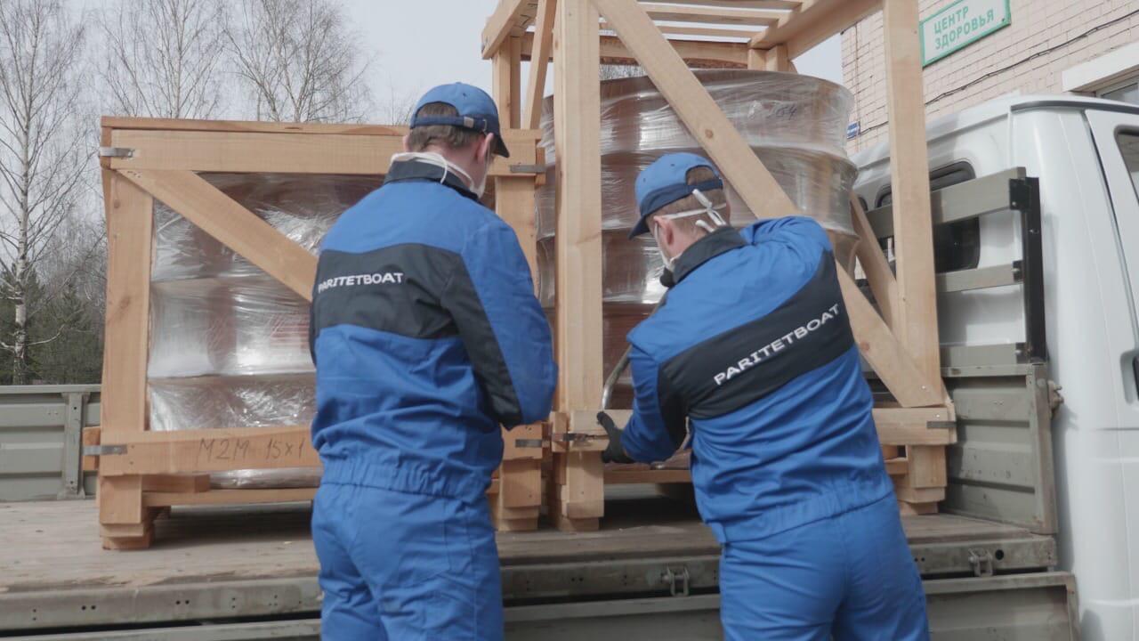 Предприниматели продолжают помогать ярославским медикам бороться с коронавирусом