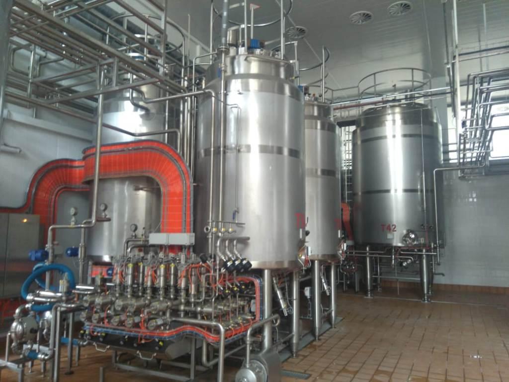 На Угличском сыродельно-молочном заводе началась модернизация производства