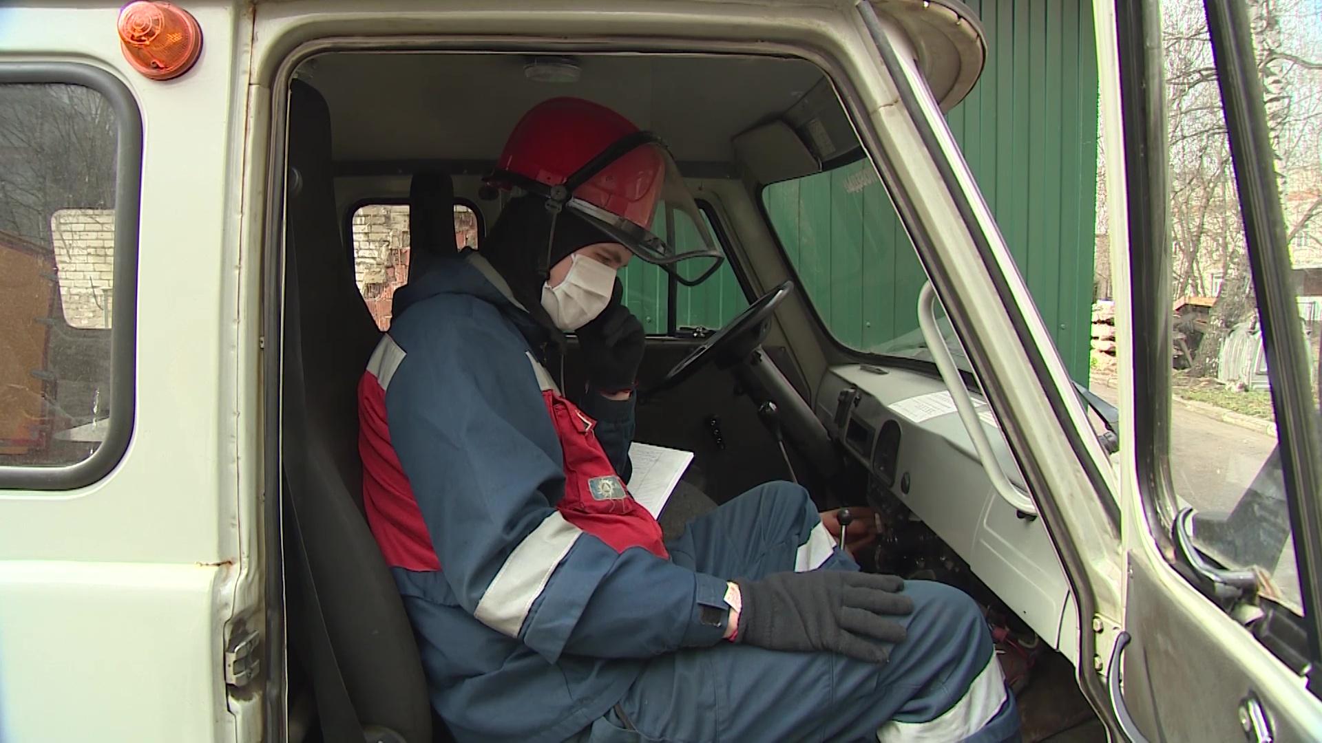 Ярославские энергетики провели тренировки по обеспечению больниц автономными источниками