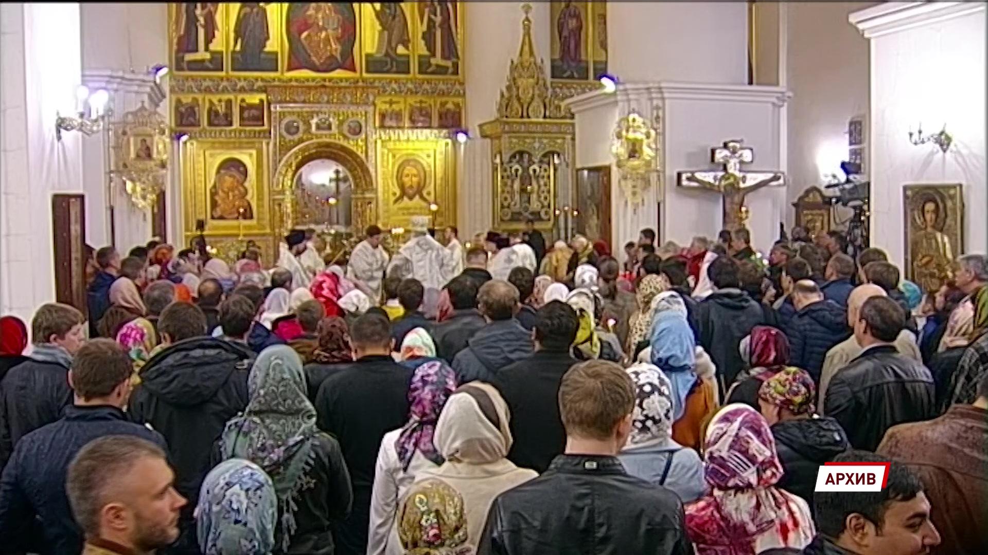 «Первый Ярославский» покажет пасхальное богослужение в прямом эфире