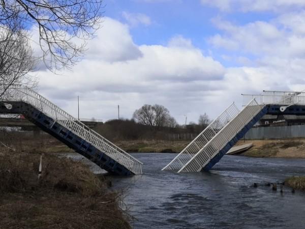 Названы предварительные причины обрушения моста в Борисоглебском