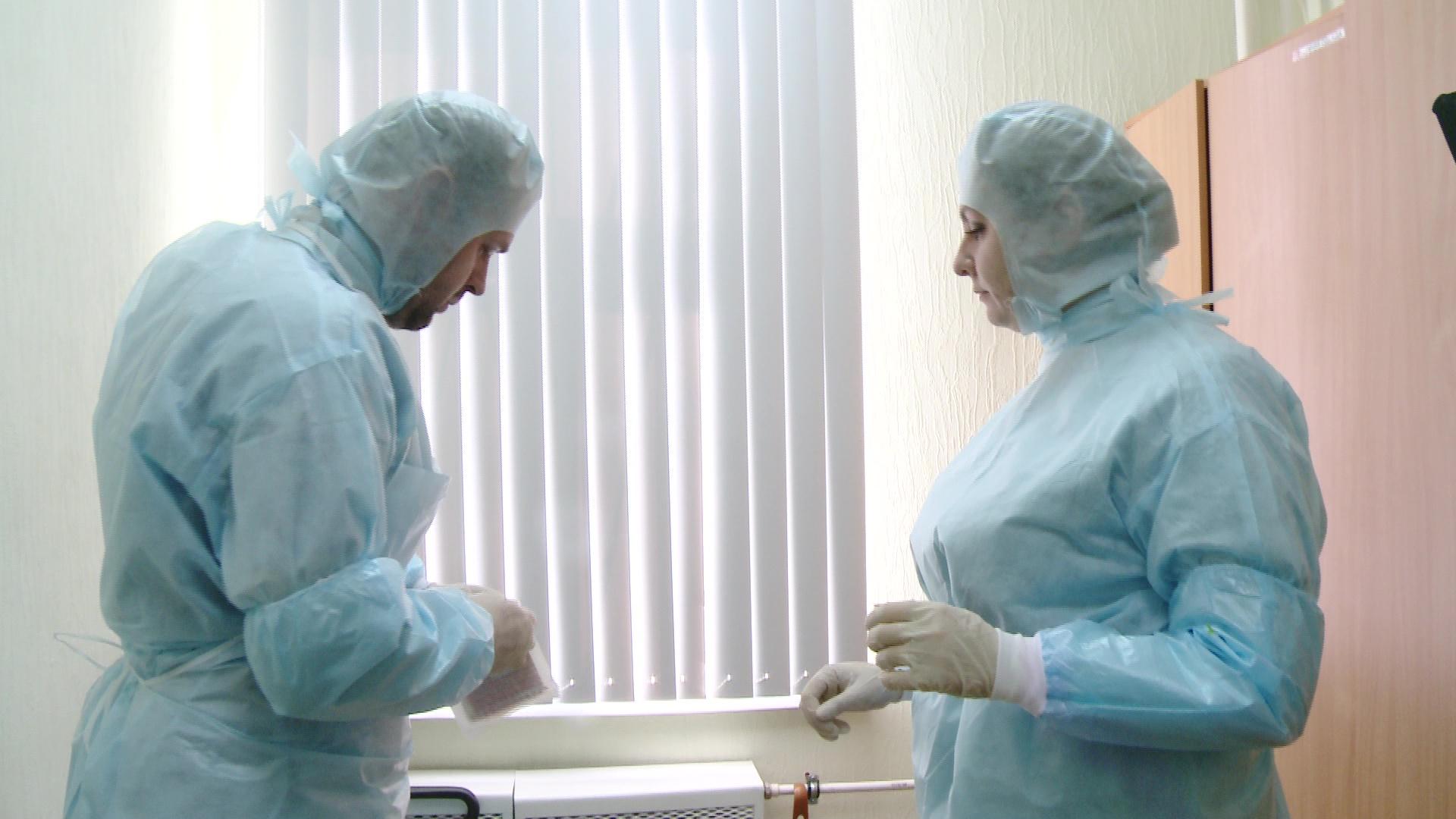 Врачи туберкулезной больницы рассказали о работе с пациентами с коронавирусом