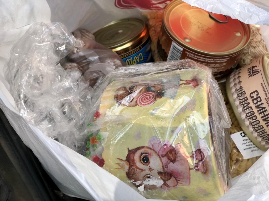 В Ярославской области передадут гуманитарную помощь многодетным