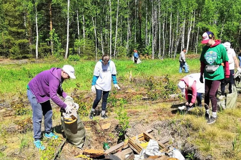 Благодаря жителям региона специалистам смогли пресечь нарушения законодательства охраны окружающей среды