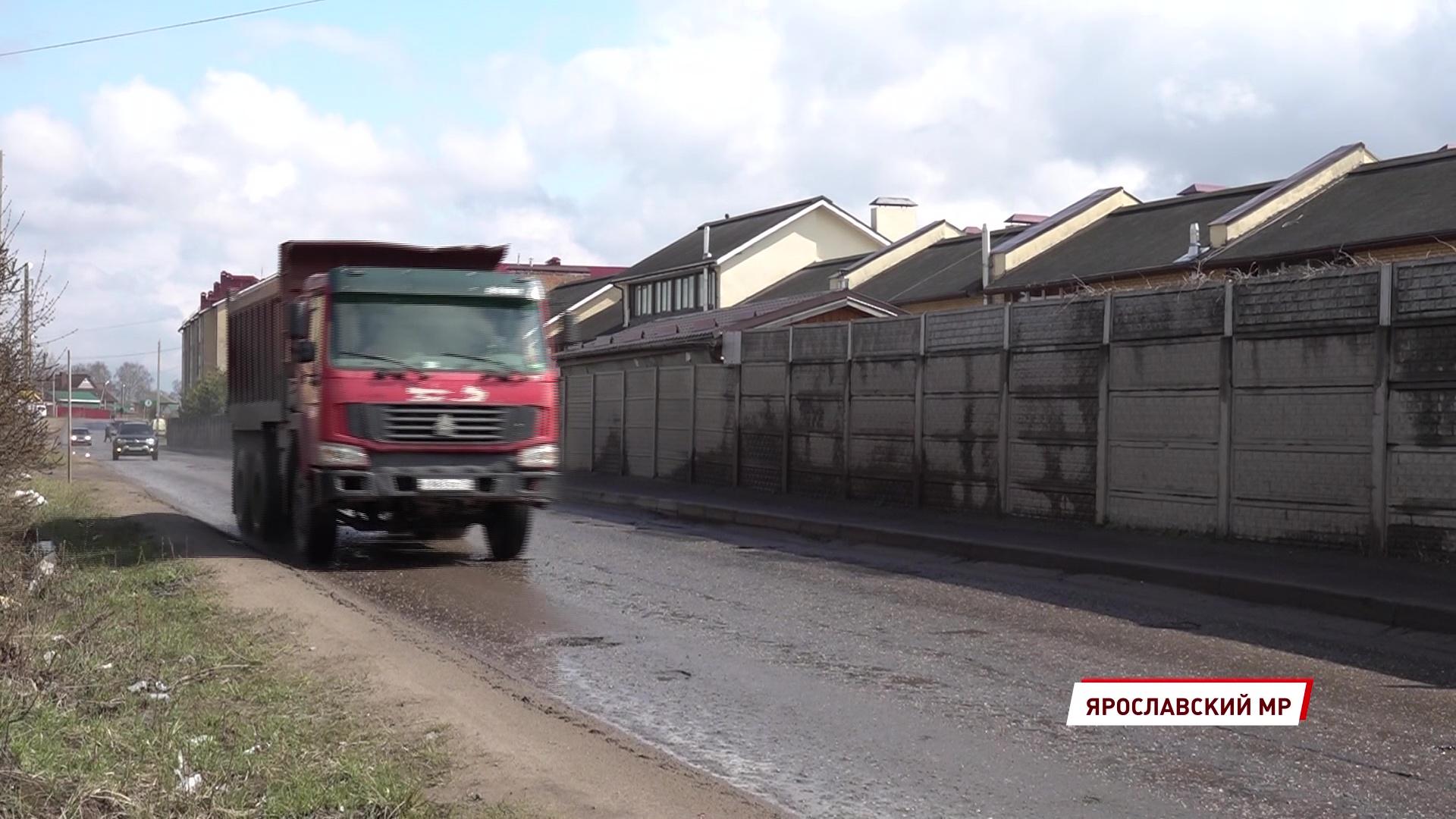 Участок от деревни Мостец до поселка Красный Бор перекроют для ремонта