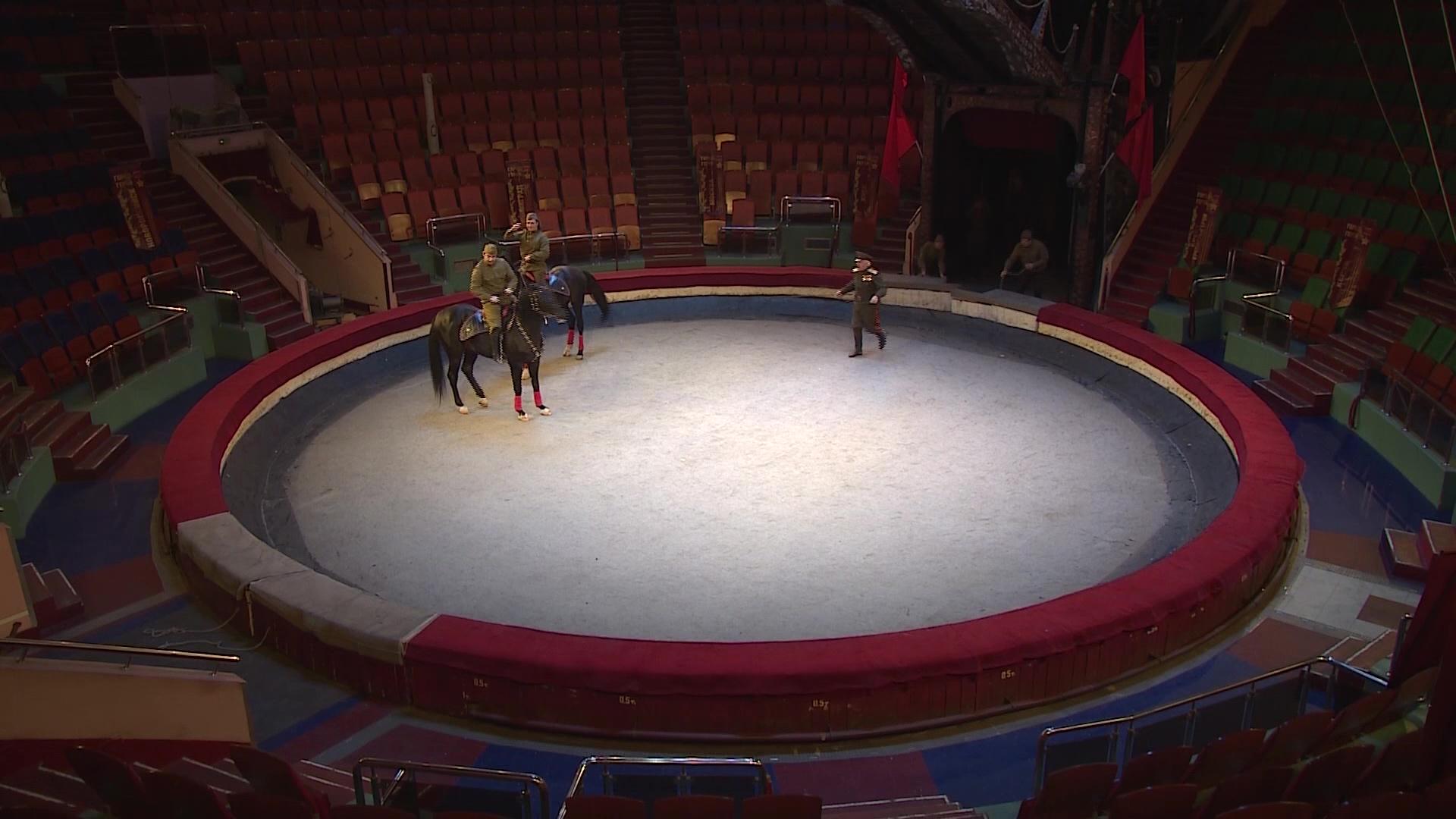 «Первый Ярославский» покажет цирковую театрализованную программу ко Дню Победы
