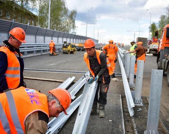 На Добрынинском мосту перезапустят движение: когда это произойдет