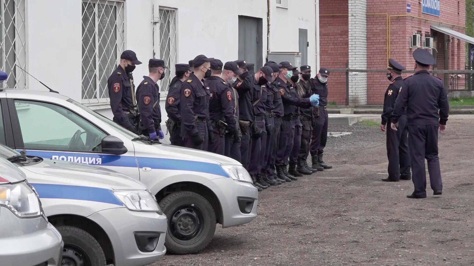 Ярославские росгвардейцы присоединились к общероссийской акции