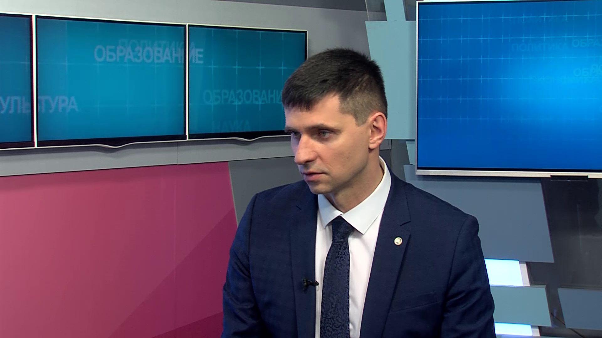 Программа «В тему» от 8.05.20. Дмитрий Глушков – о новых мерах поддержки бизнеса