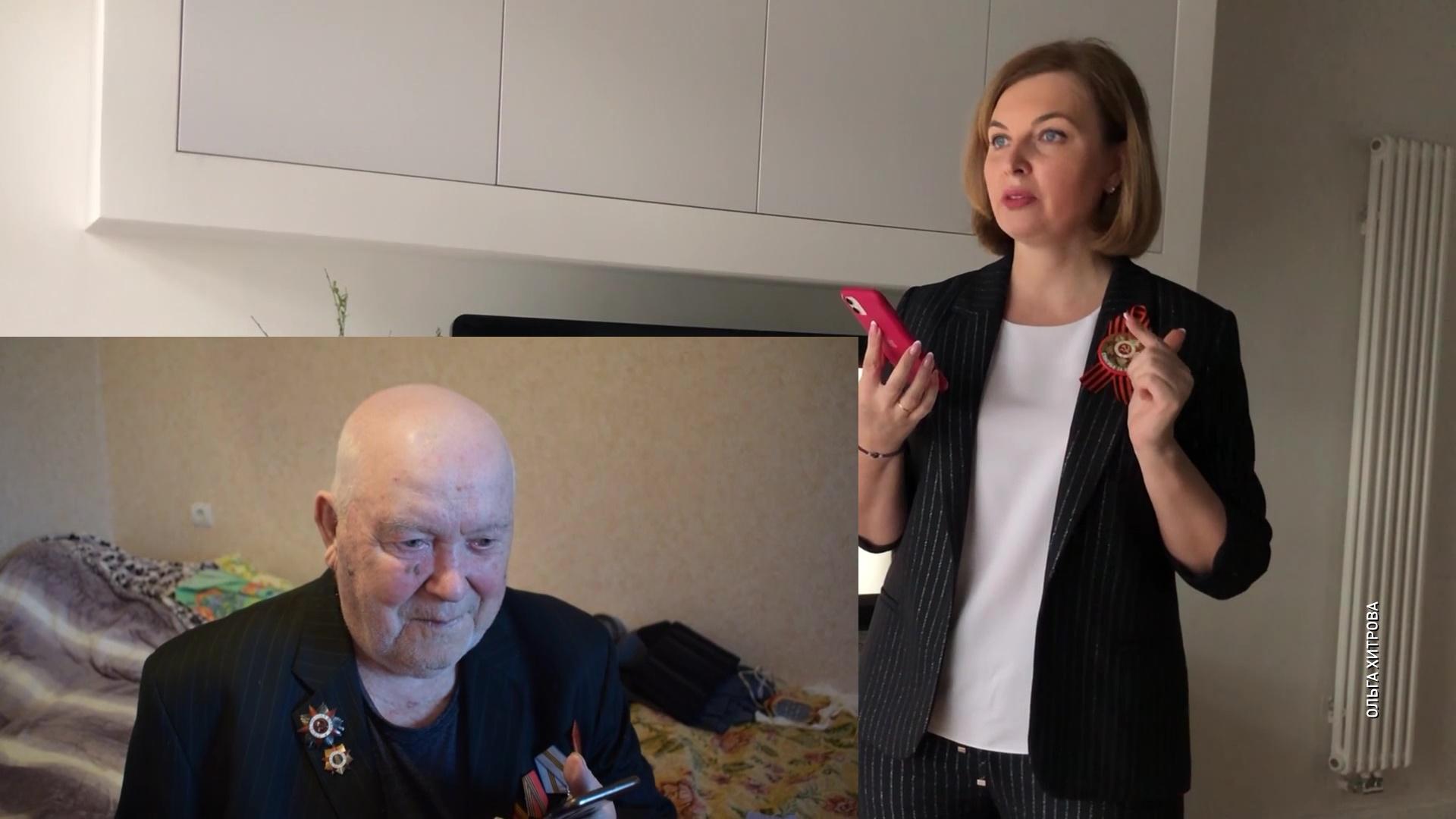 Женщины Ярославии поздравляют ветеранов с Днем Победы по телефону