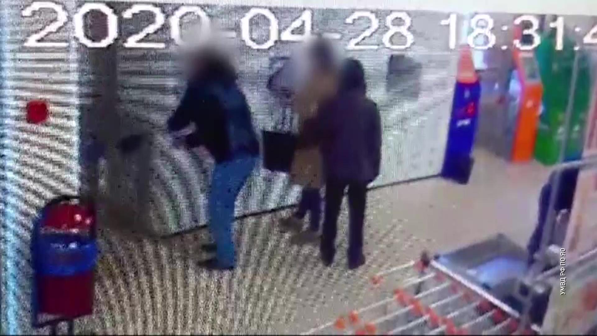 В Ярославле поймали пожилого карманника