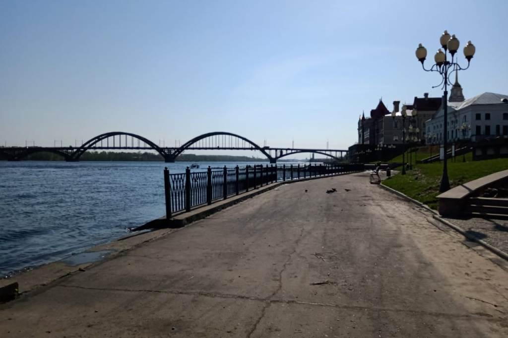 Гидрологическая ситуация в Ярославской области стабилизировалась
