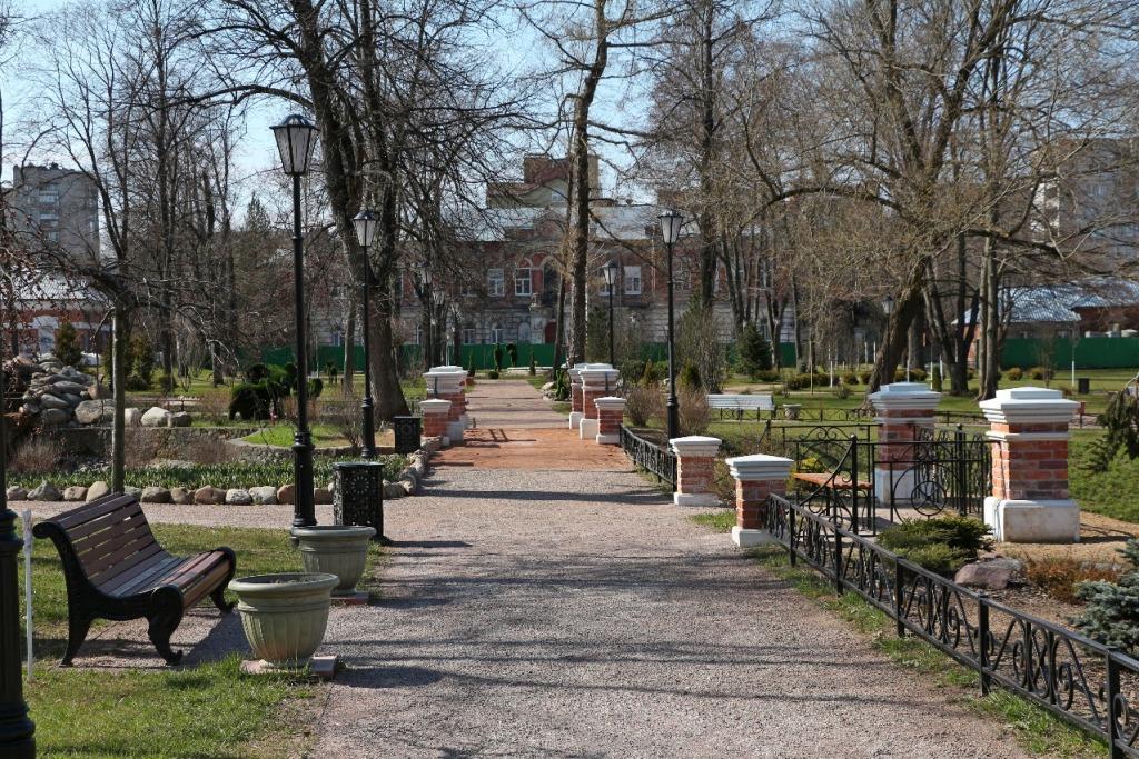 Карякинский парк в Рыбинске вошел в федеральный реестр лучших практик благоустройства