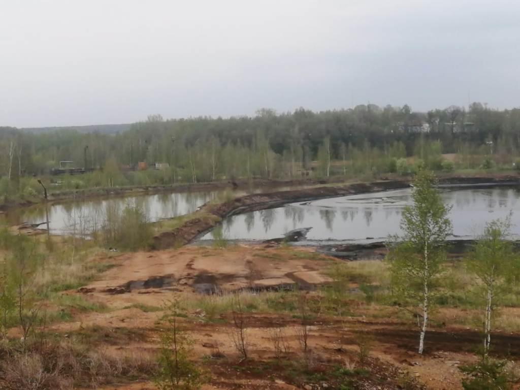 Подъем воды в Рыбинском водохранилище не вызвал переполнения кислогудронных прудов