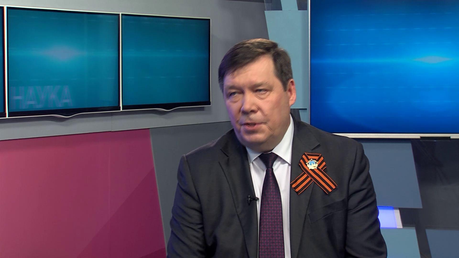 Программа «В тему» от 13.05.20. Анатолий Гулин о борьбе с коронавирусом в Ярославской области
