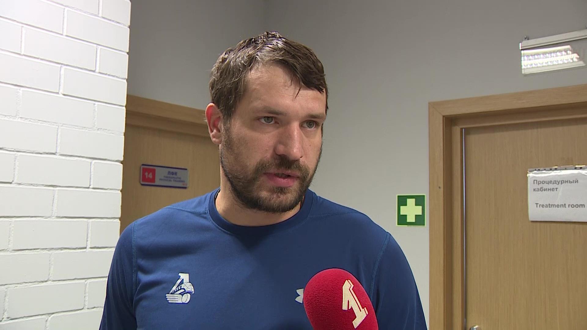 Александр Свитов вошел в пятерку самых уважаемых игроков в КХЛ