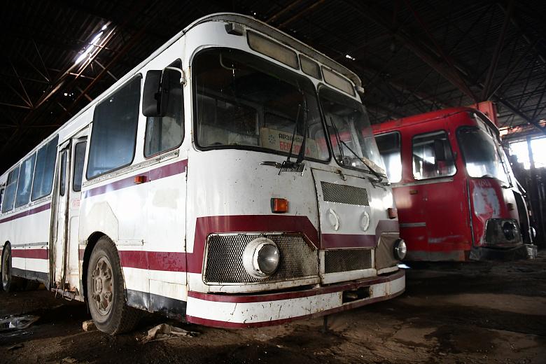 В Ярославле поставят памятник ретро-автобусу
