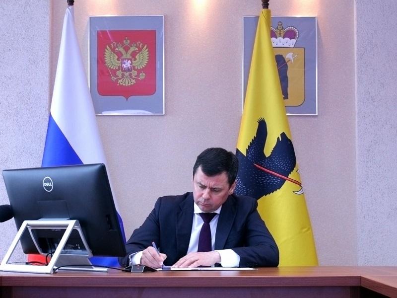 Дмитрий Миронов сообщил о реализации нацпроекта