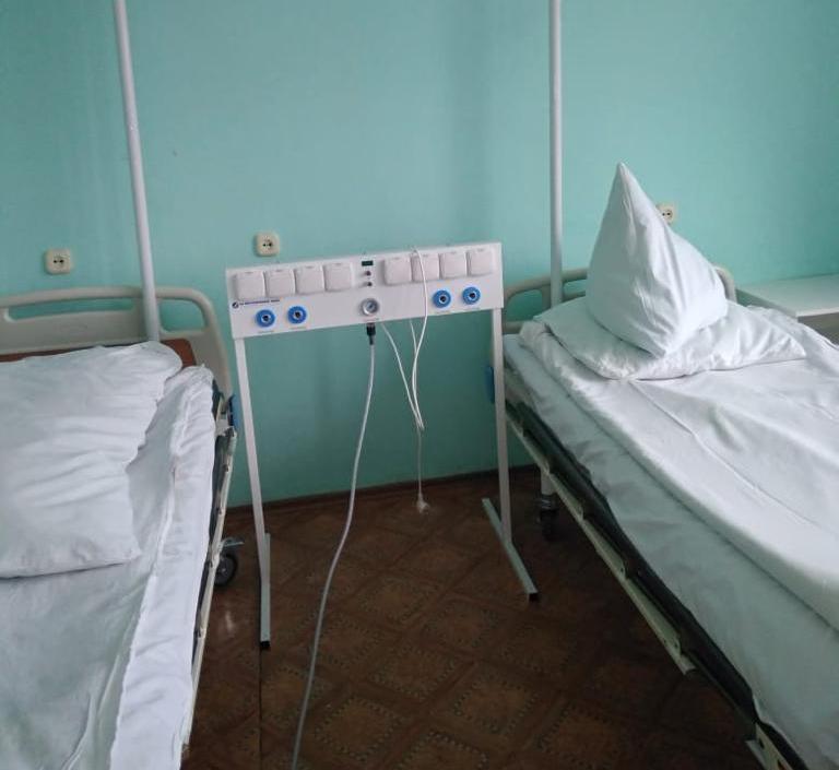 В Ярославской области завершен третий этап развертывания коек для коронавирусных больных