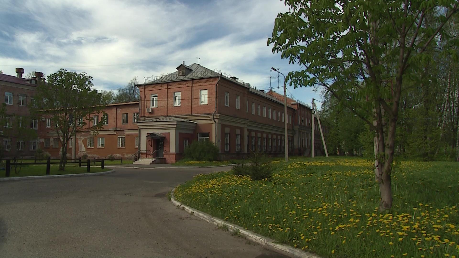Больница имени Соловьева признана памятником архитектуры местного значения