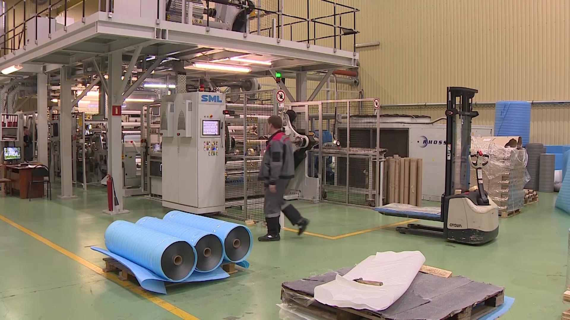 Предприятия региона получат льготные займы на сумму более 840 миллионов рублей