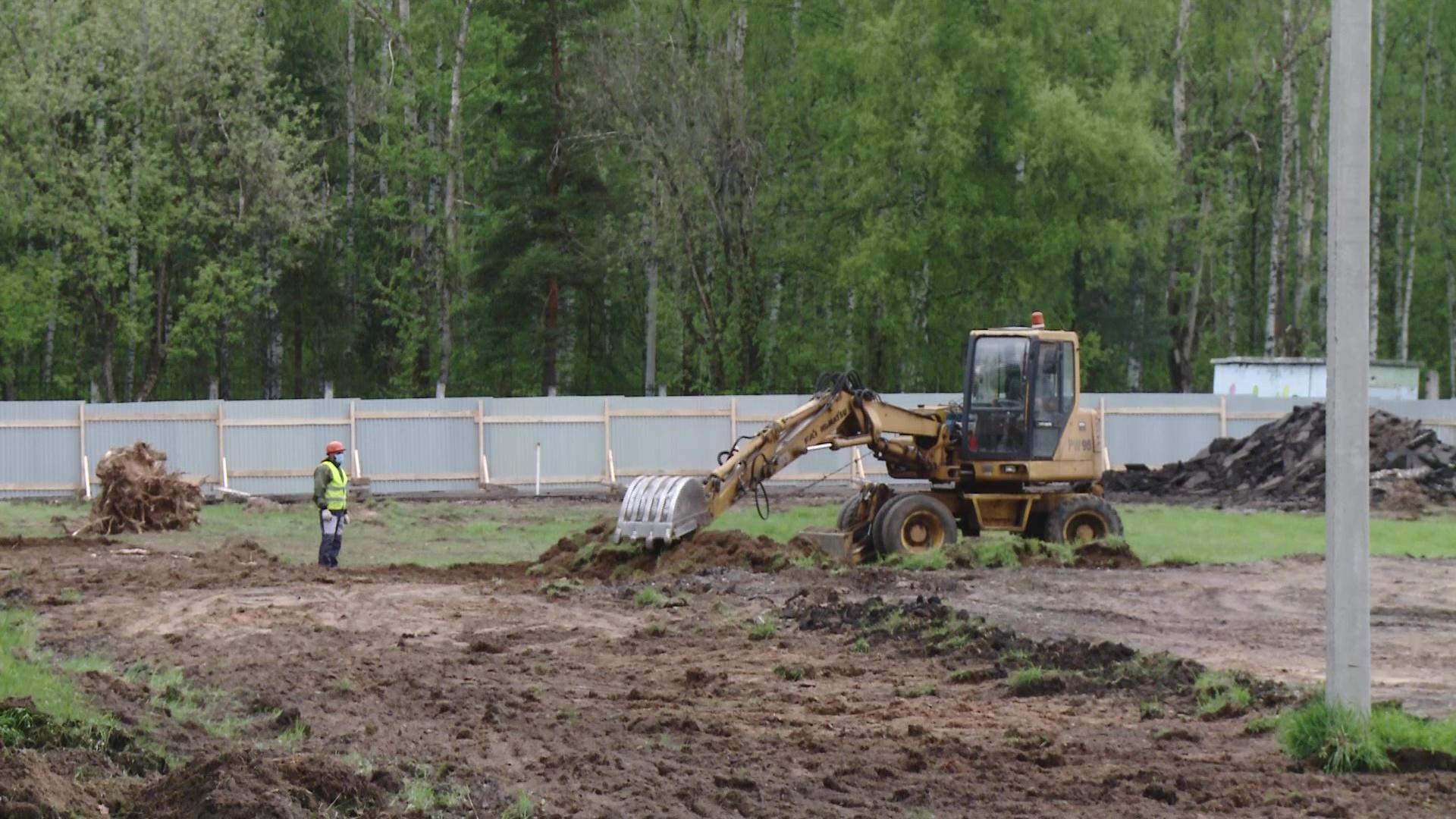 Спорт доступнее: в Ярославле осенью откроется новый ФОК