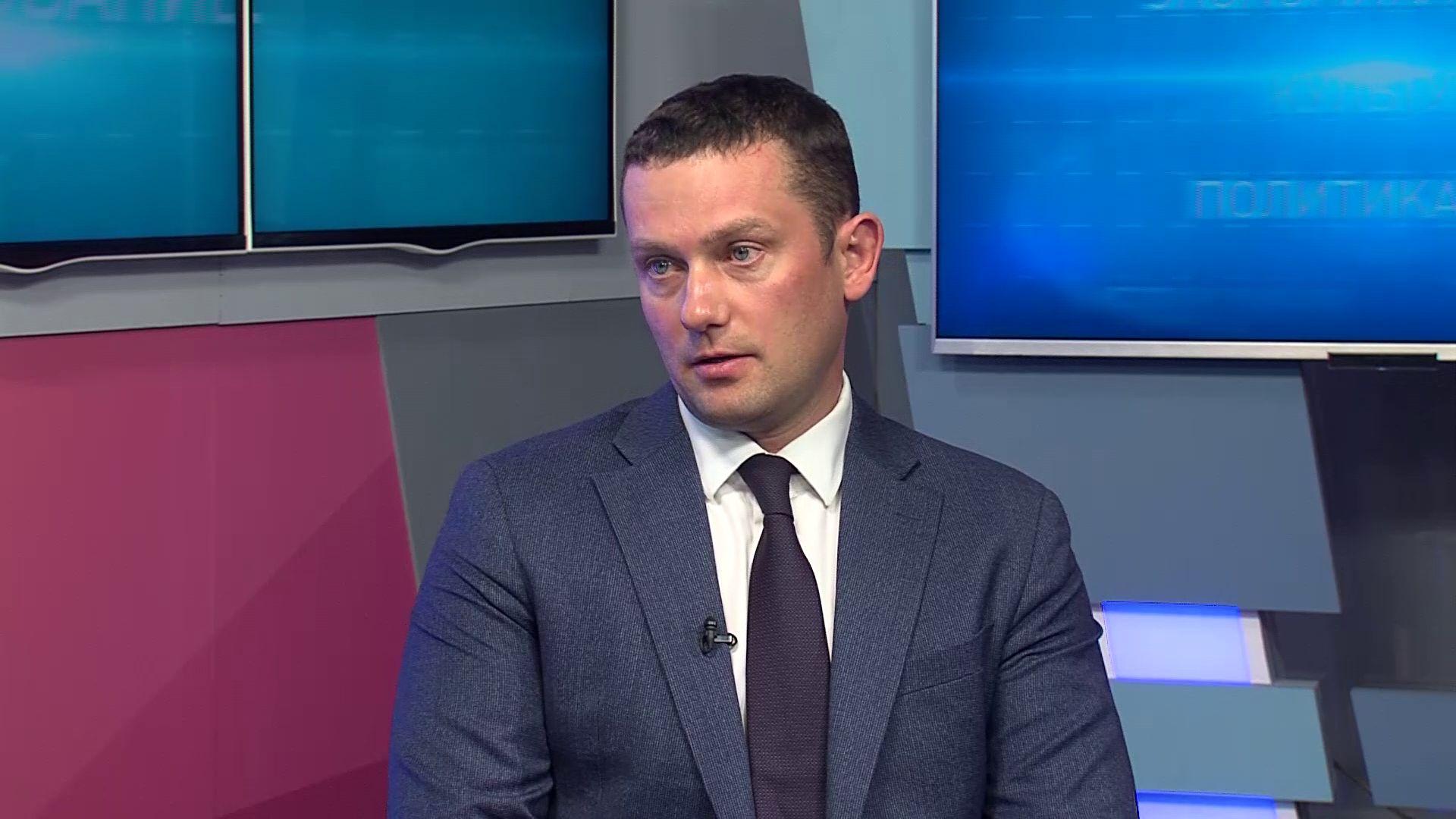 Программа «В тему» от 20.05.20: Евгений Моисеев о дорожных работах в 2020 году