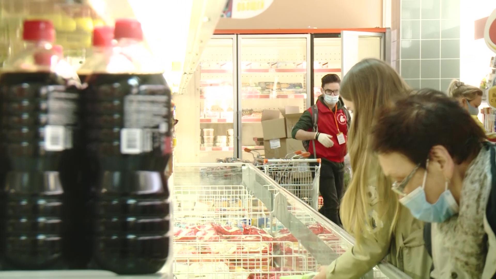 Более семисот волонтеров помогают жителям региона, оказавшимся в трудной ситуации из-за коронавируса