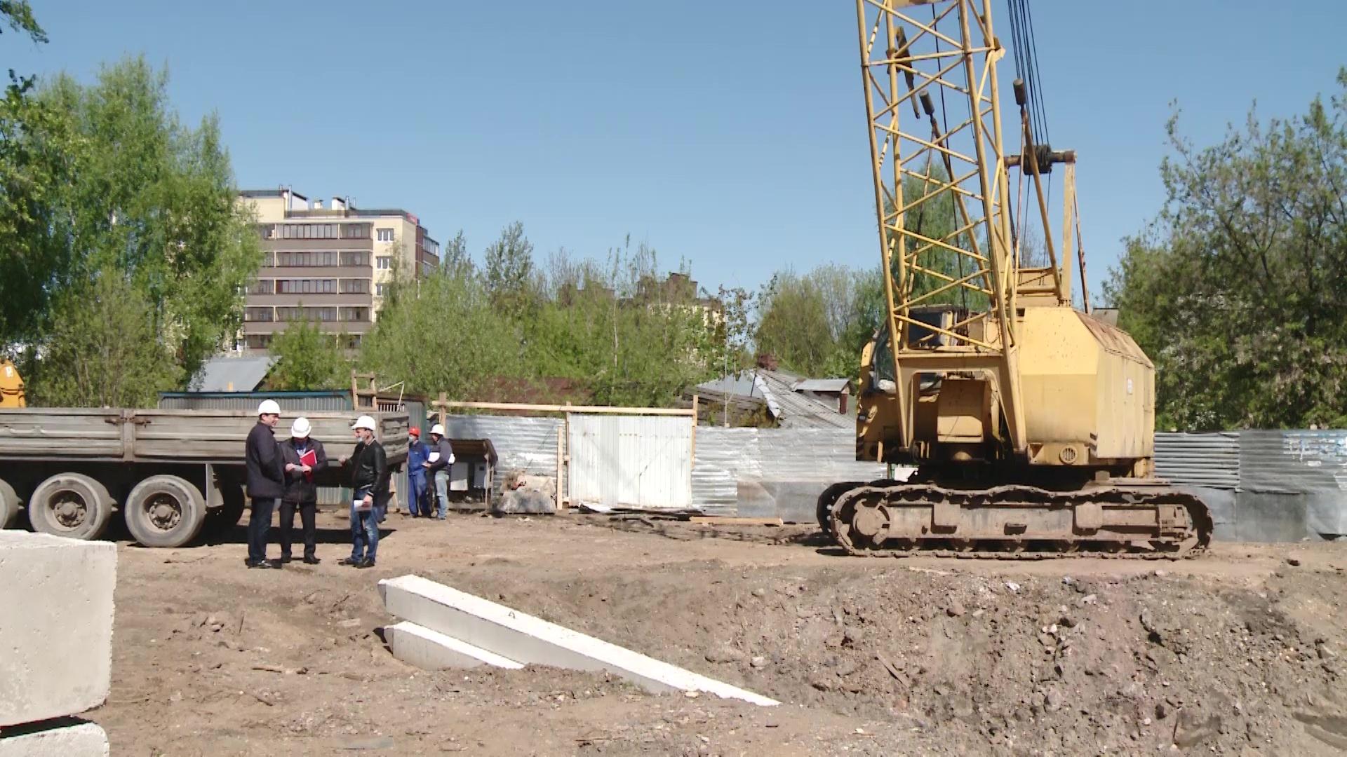 В Ярославской области продолжается расселение аварийных домов