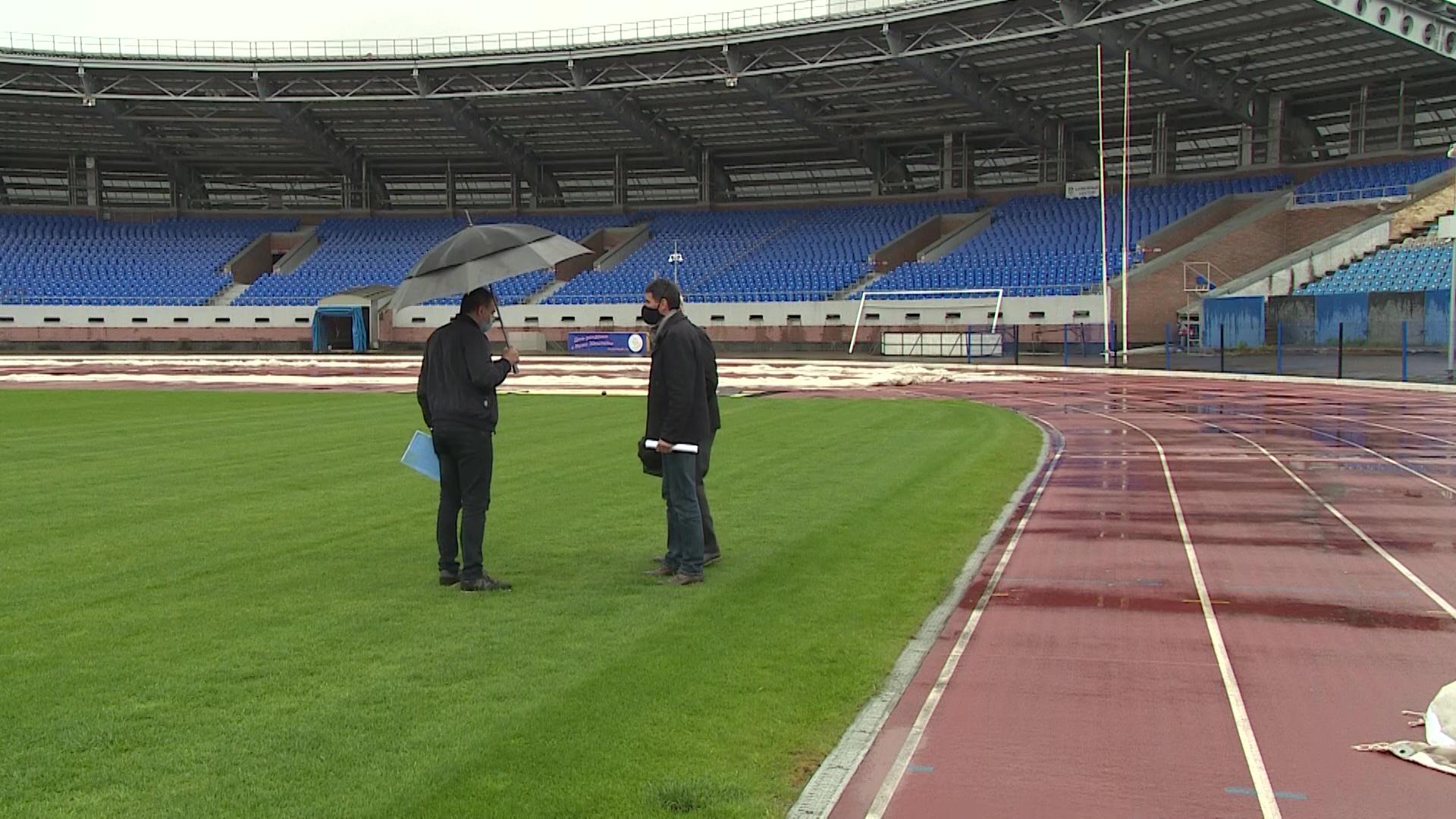 Комиссия РФС и ФНЛ проинспектировала стадион «Шинник»: быть ли футболу в Ярославле