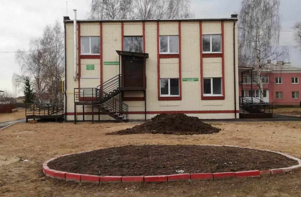 В поселке Красный Бор открылась амбулатория