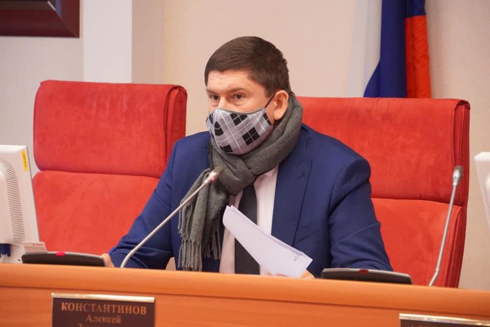 """Юрий Филимендиков: """"Медицинские учреждения полностью переформатировали свою деятельность для работы с зараженными коронавирусной инфекцией"""""""