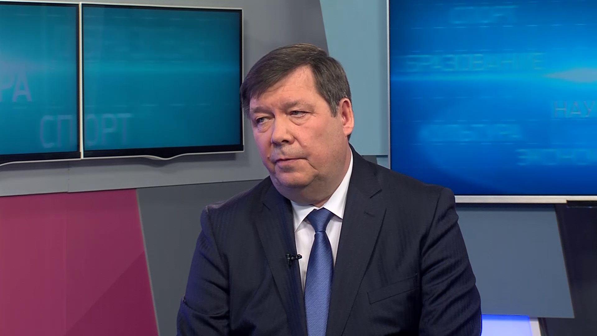 Программа «В тему». Анатолий Гулин – о борьбе с коронавирусом в Ярославской области