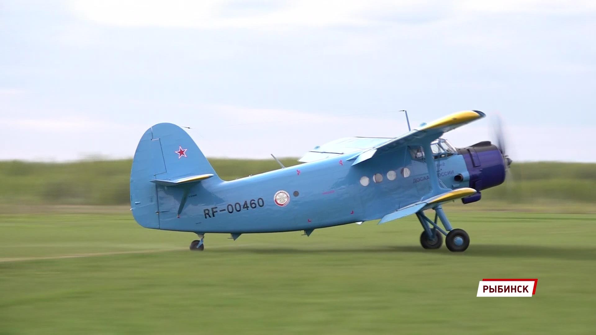На нем в Перу приземлялся Индиана Джонс: в рыбинский аэроклуб вернулся легендарный Ан-2